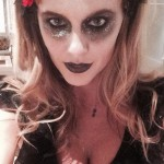 Donna Air Halloween 2014 2
